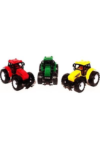 Birlik Oyuncak Traktör 3'lü Paket