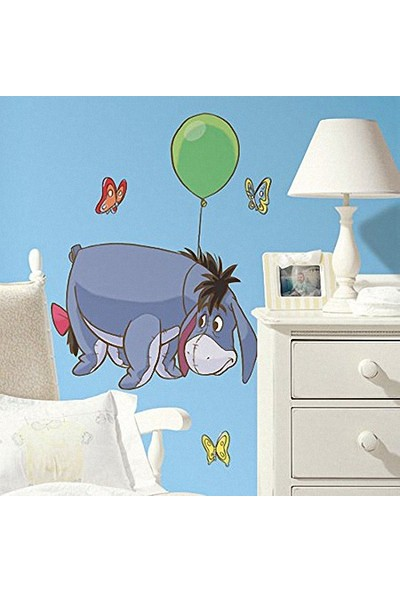 York RoomMates RMK1503GM Winnie The Pooh Eeyore Duvar Sticker