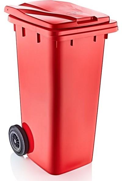 Şenyayla Plastik Çöp Konteyneri 120 lt