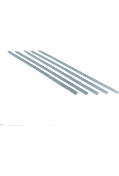 Netodak Adana Kebap Şişi Silme Demir 3 mm 1, 6 x 70 cm 10'lu