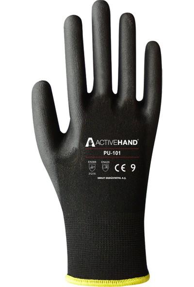 Activehand Pu 101 No:9 Siyah