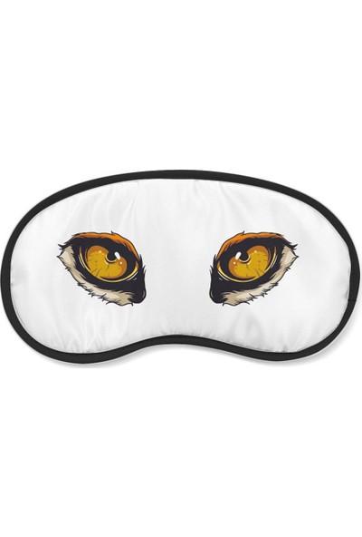 Wuw Baykuş Göz Uyku Göz Bandı