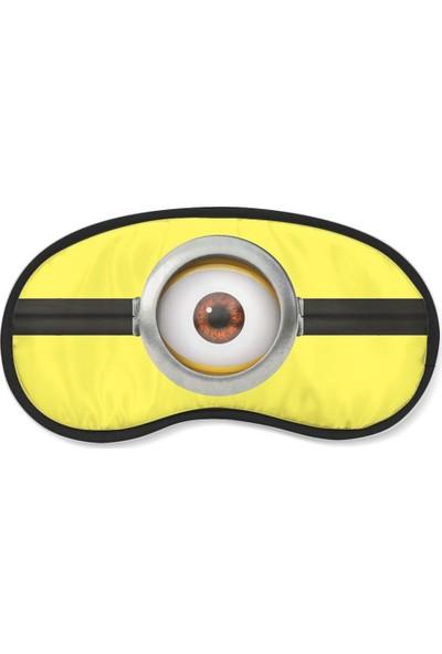 Wuw Minions Göz Uyku Göz Bandı