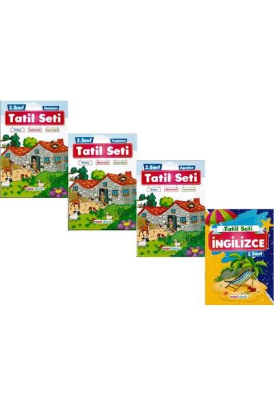 Mavi Deniz Yayınları 2. Sınıf Yaz Tatil Seti 2019-2020