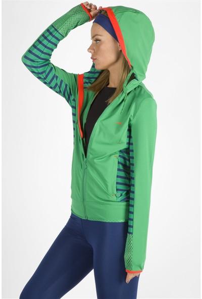 Maraton Kadın Sportswear Eşofman Üstü