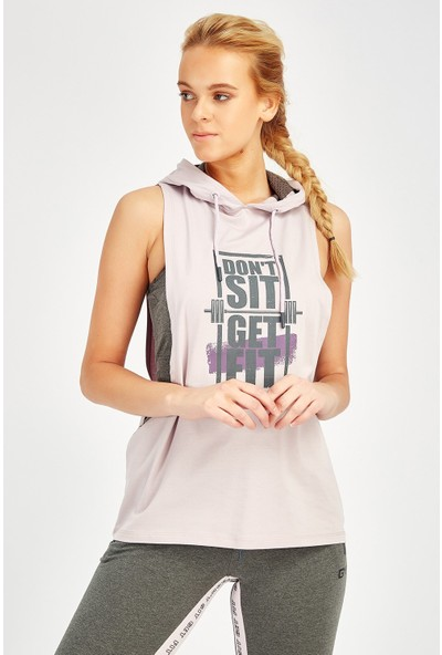 Maraton Kadın Gym T-Shirt