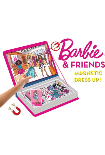Barbie Dress Up Fashionistas