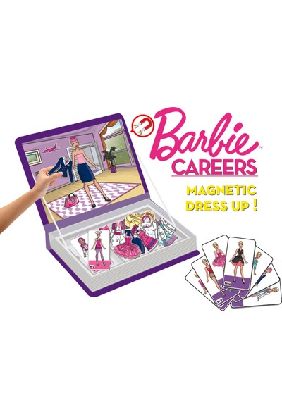 Barbie Dress Up Career