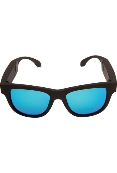 OxO Akıllı Güneş Gözlüğü BITTER (Mavi Cam)