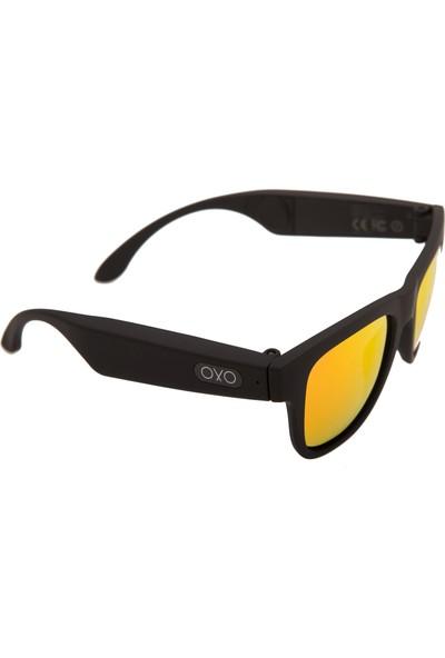 OxO Akıllı Güneş Gözlüğü BITTER (Kırmızı Cam)