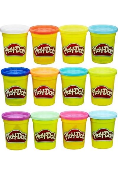 Play-Doh 12'li Oyun Hamuru
