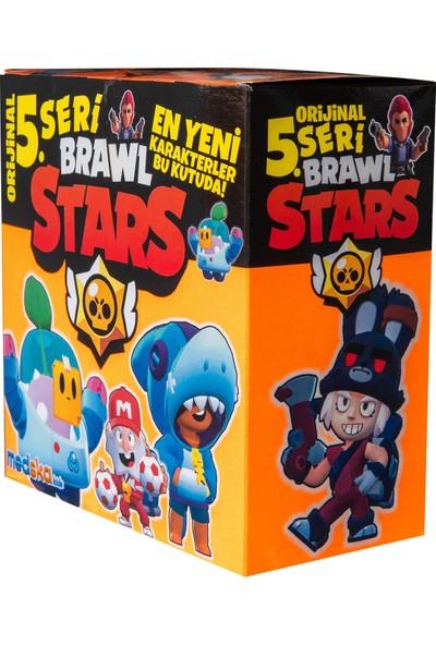 Medska Brawl Stars 5. Seri Kutu Oyunu 360'lı Kart