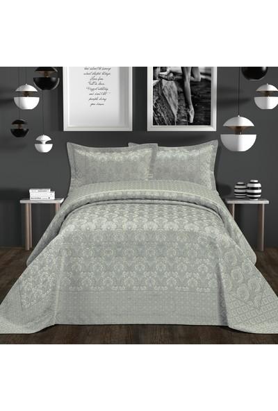 Bir Home Favori Pano Çift Kişilik Yatak Örtüsü