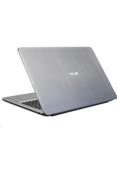 "Asus X540UB-DM1716T Intel Core i7 7500 8GB 512GB SSD MX110 Freedos 15.6"" FHD Taşınabilir Bilgisayar"