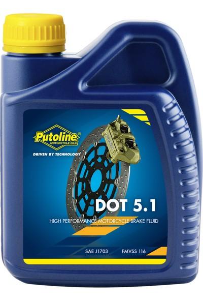 Putoline Fren Hidrolik Yağı Dot 5.1 500ML