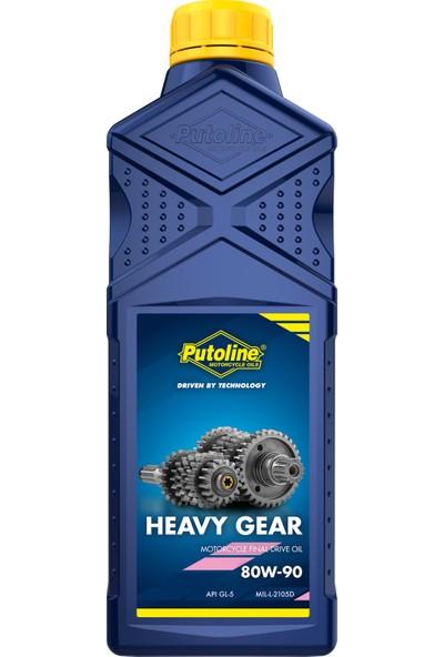 Putoline Heavy Gear 80W-90 Şanzıman Yağı 1 lt