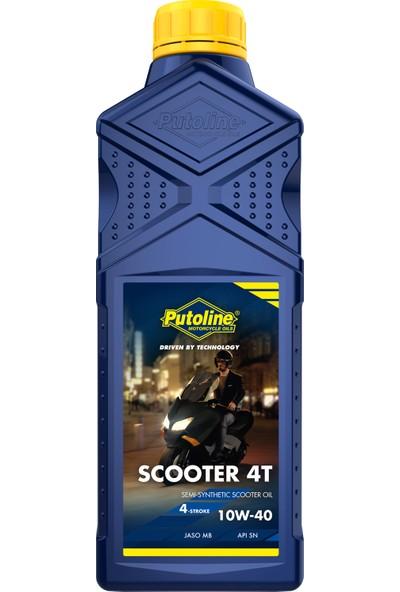 Putoline 4t 10W-40 Yarı Sentetik Motor Yağı 1 lt