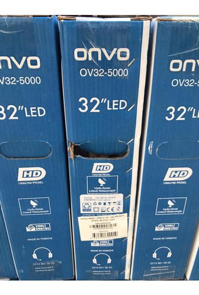 """Onvo OV32-5000 32"""" 82 Ekran Uydu Alıcılı Hd LED TV"""