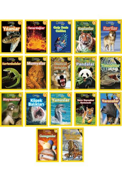 Ng Kids Okuma Serisi Seviye 2 Seti 17 Kitap