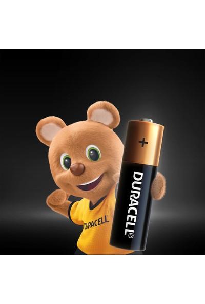 Duracell Alkalin AA Kalem Piller 4'lü paket
