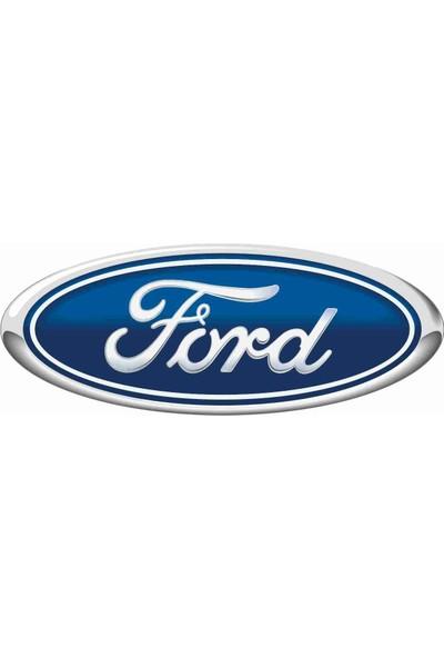 Sticker Atölyesi Ford Logo Sticker - 10007 Renkli 12.5 x 4.5 cm