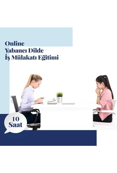 Amerikan Dili Edebiyatı Yabancı Dil Kursları Online Yabancı Dilde Iş Mülakatı Eğitimi - 10 Saat