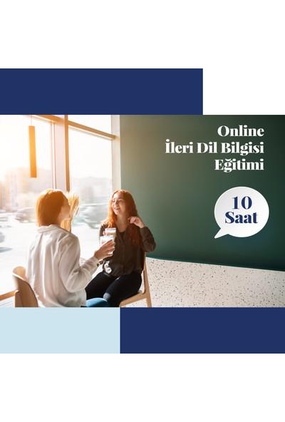 Amerikan Dili Edebiyatı Yabancı Dil Kursları Online Ileri Dil Bilgisi Eğitimi - 10 Saat