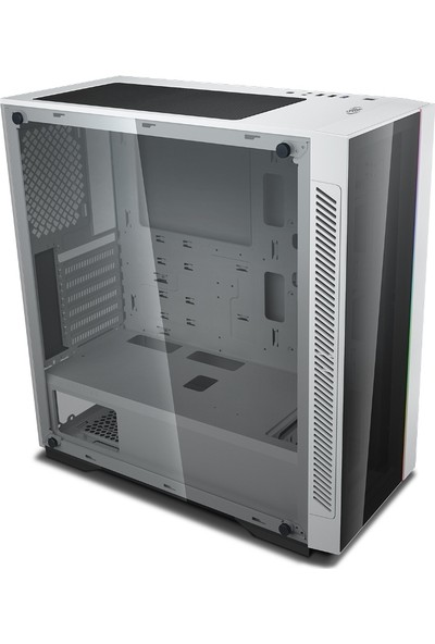 Deep Cool Matrexx55 V3 ADD RGB WH 3F E-ATX / ATX / Mikro ATX / Mini-ITX Bilgisayar Kasa - Beyaz