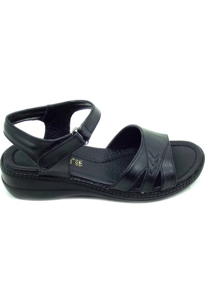 Trendy 100100102 Dinç Ortopedik Rahat Kadın Sandalet