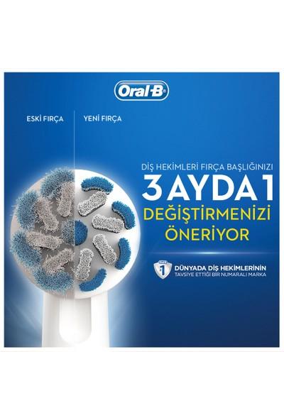 Oral-B Sensitive Ultra Thin 4'lü Diş Fırçası Yedek Başlığı