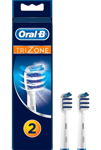 Oral-B Trizone 2'li Diş Fırçası Yedek Başlığı