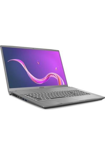 """MSI Creator 17M A10SD-247TR Intel Core i7 10750H 16GB 512GB SSD GTX1660Ti Windows 10 Home 17,3"""" FHD Taşınabilir Bilgisayar"""