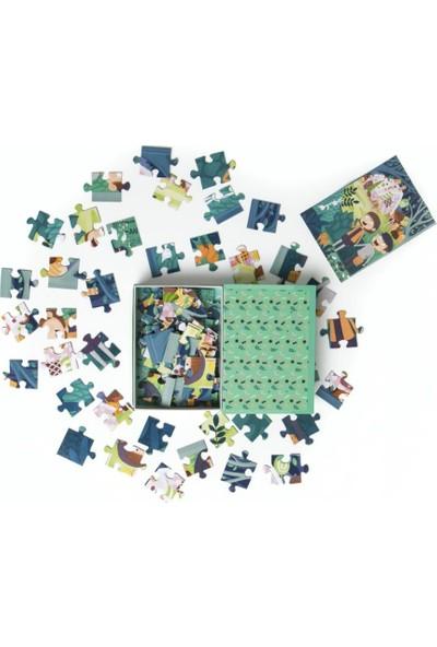 Kidmosfer Hansel İle Gretel Puzzle (Yapboz)