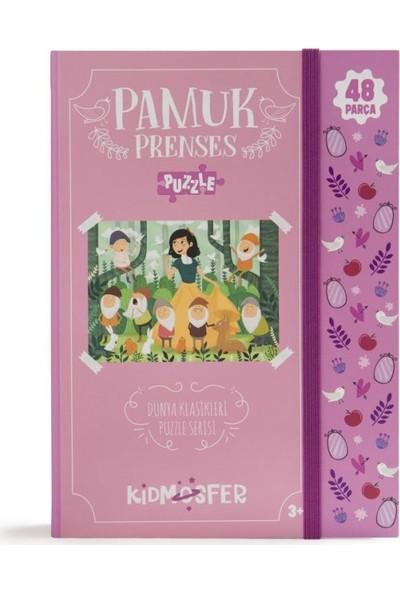 Kidmosfer Pamuk Prenses Puzzle (Yapboz)