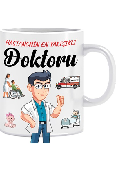 Bizim Kupacı Hastanenin En Yakışıklı Doktoru Kupası