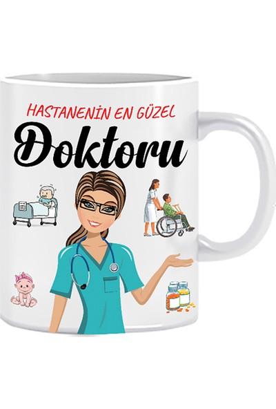 Bizim Kupacı Hastanenin En Güzel Doktoru Kupası