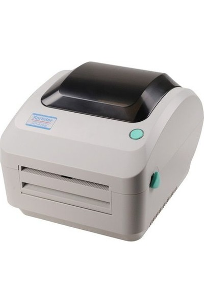 Xprinter 203DPI 127MM/S XP-470B Direct Thermal USB Barkod Yazıcı