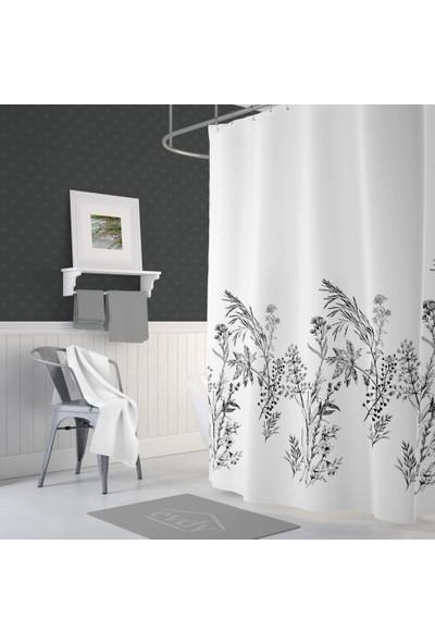 Prado Funda Banyo Duş Perdesi Çift Kanatlı 2 x 120 x 200 cm