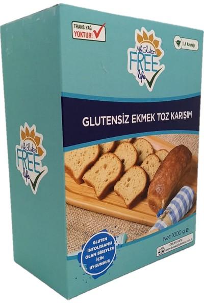 Glutensiz Neka Glutensiz Ekmek Toz Karışım 1 kg