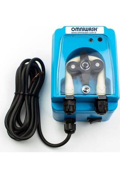 Omniwash OMN-6 Peristaltik Bulaşık Makine Deterjan Dozaj Pompası