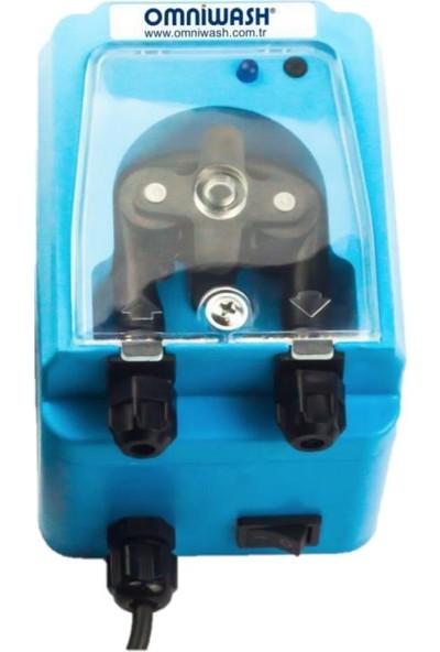 Omniwash OMN-8 Peristaltik Bulaşık Makine Parlatıcı Dozaj Pompası