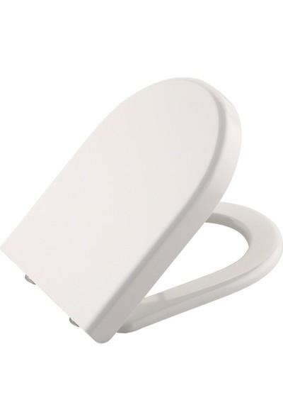 Kale Idea Smart Yavaş Kapanan Klozet Kapak 410200400028