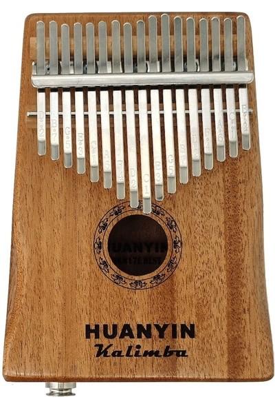 Huanyin 17 Tuşlu Elektro Kalimba HK17E Best - Türkçe Kılavuz