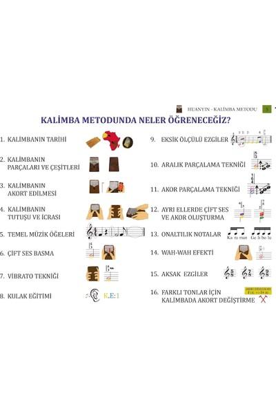 Kalimba Metodu - Mustafa Akan