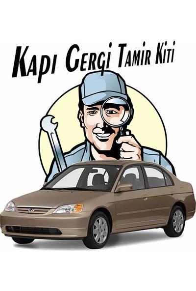 Barrer Honda Civic Ls Es Kapı Gergi (Limitör) Tamir Kiti 2000-2007 (2 Kapı Set)