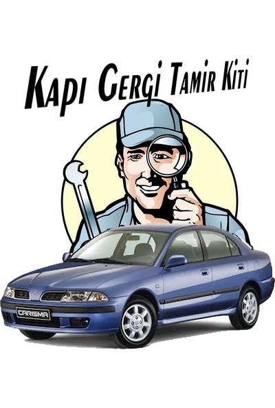 Barrer Mitsubishi Carisma Kapı Gergi (Limitör) Tamir Kiti 1995-2003 (2 Kapı Set)