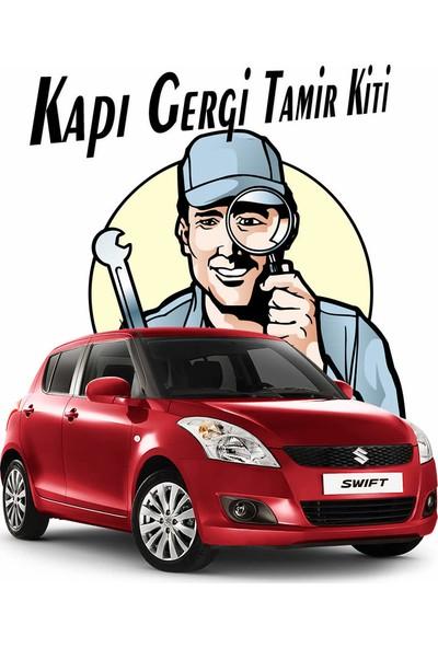 Barrer Suzuki Swift Kapı Gergi (Limitör) Tamir Kiti 2004-2017 (2 Kapı Set)