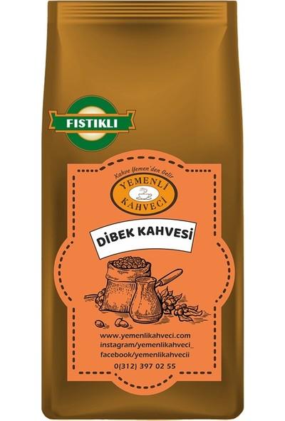 Yemenli Meşhur Dibek Kahvesi Fıstıklı 250 gr