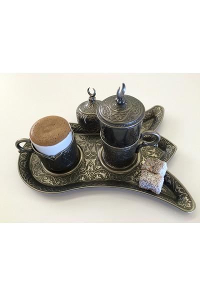 Yemenli Meşhur Dibek Kahvesi Damla Sakızlı 250 gr