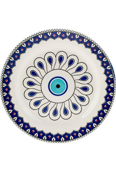 Karaca Mai Selçuklu Serisi Servis Tabağı 26,6 cm